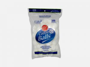 COTTON SWABS/BALLS