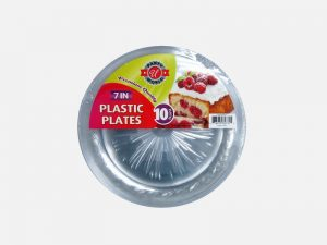CLEAR PLATES