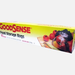 40ct GOODSENCE FOOD STORAGE BAGS-24