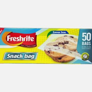 50CT SNACK BAGS ZIPPER SEAL – 24