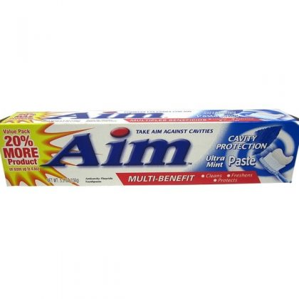 5.5OZ AIM CAVITY...