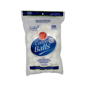 COTTON SWABS-BALLS