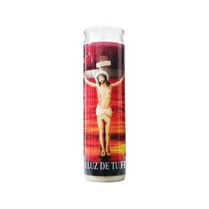 RELIGIOUS CANDLE